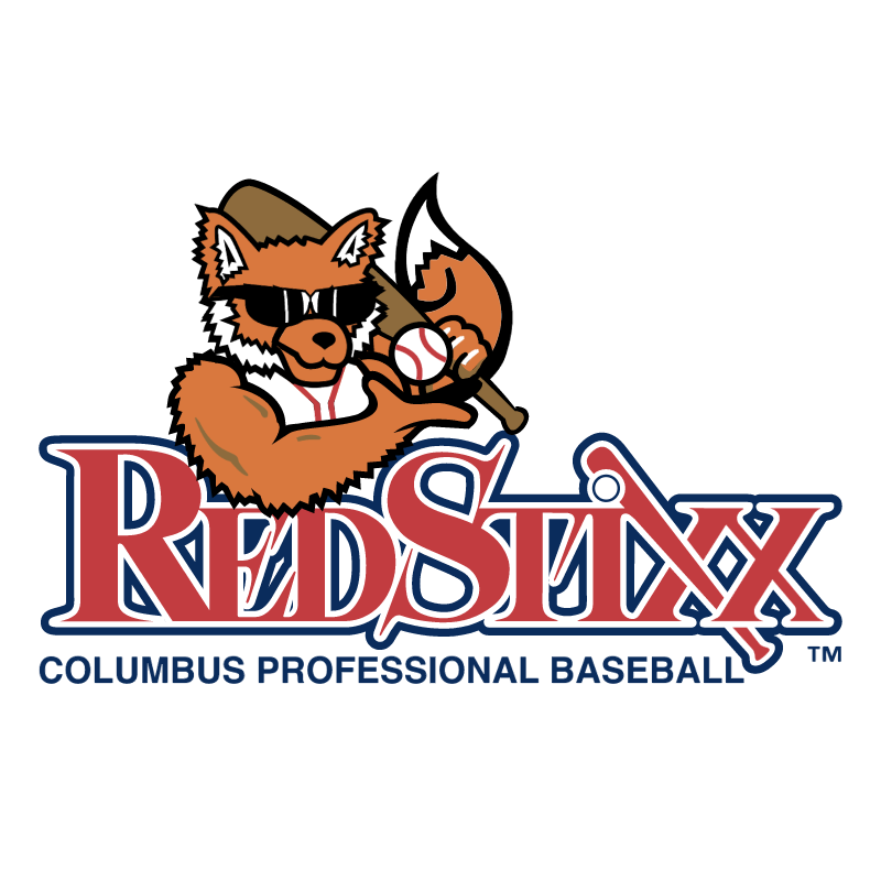 Columbus RedStixx vector