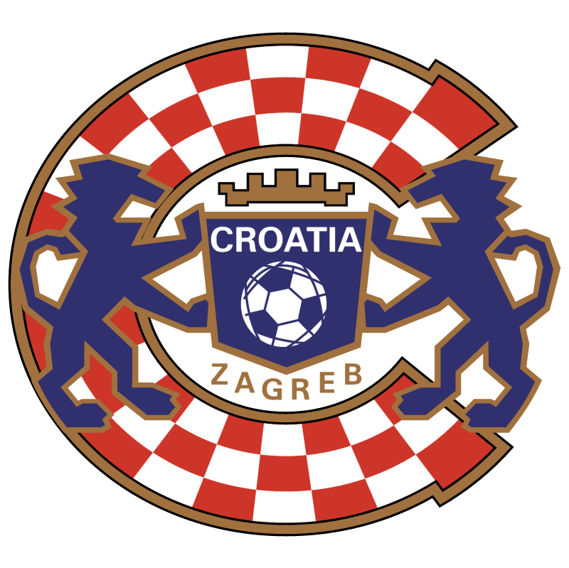Croatia 7932 vector
