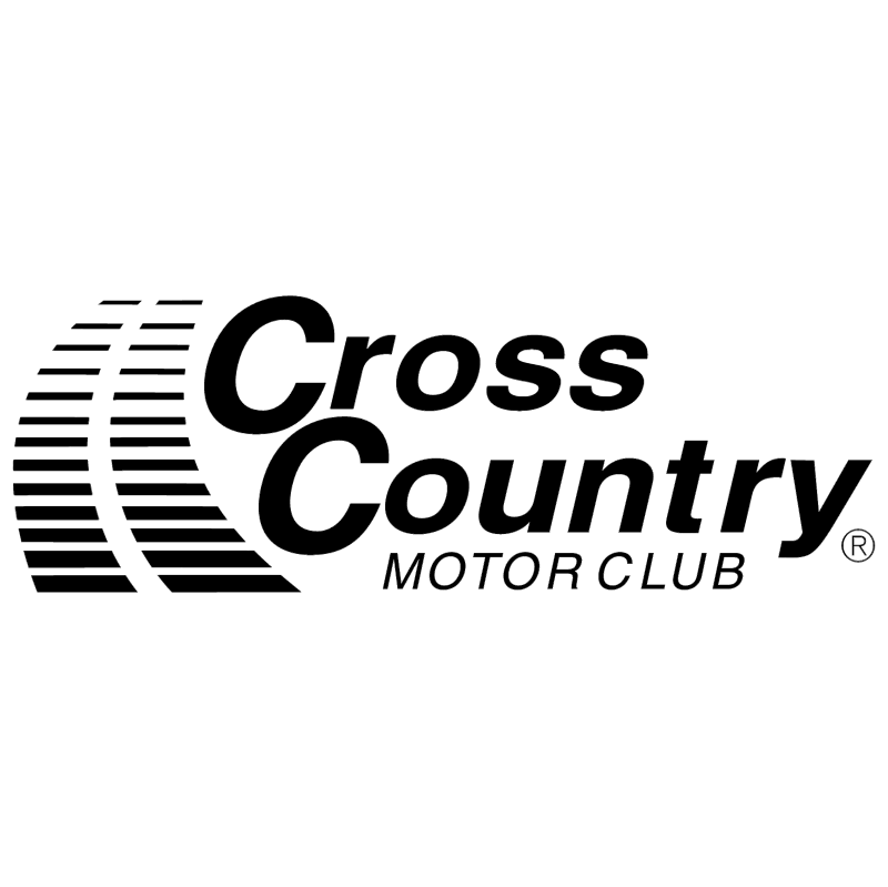 Cross Country vector