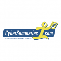 CyberSummaries com vector