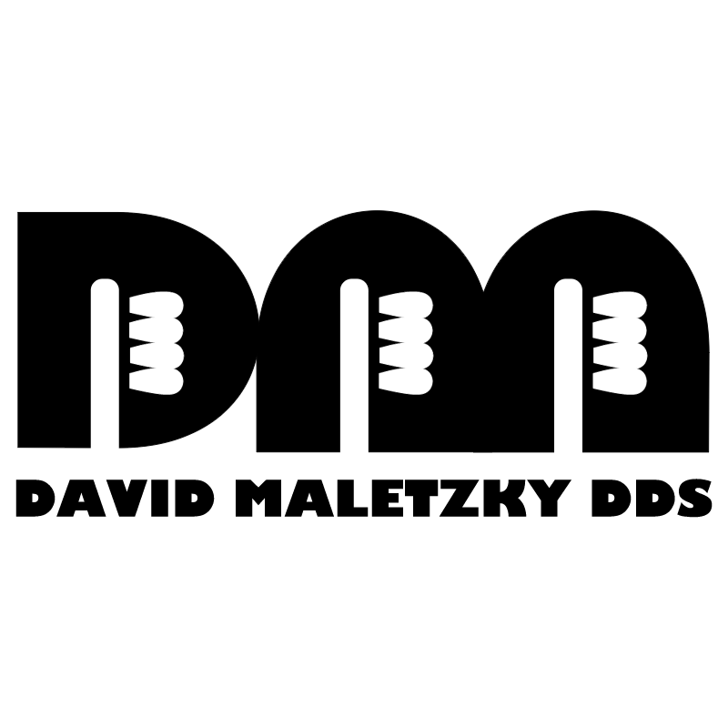 David Maletzky DDS vector logo