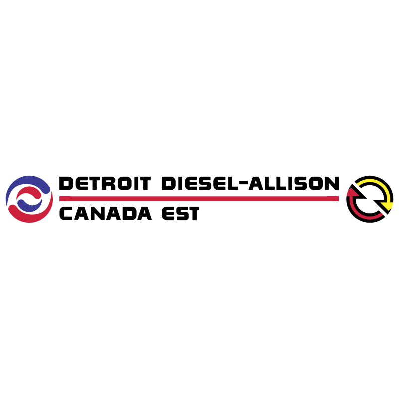 Detroit Diesel Allison vector