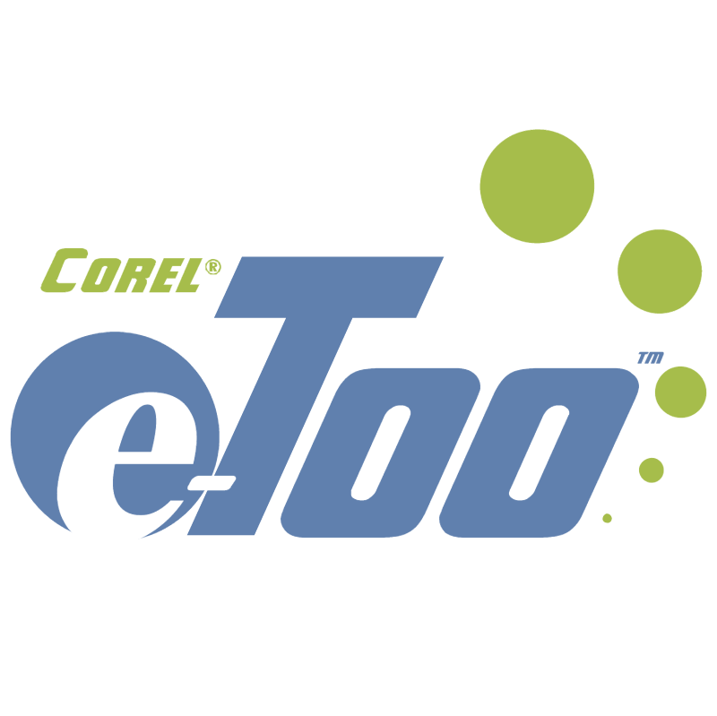 e Too vector logo