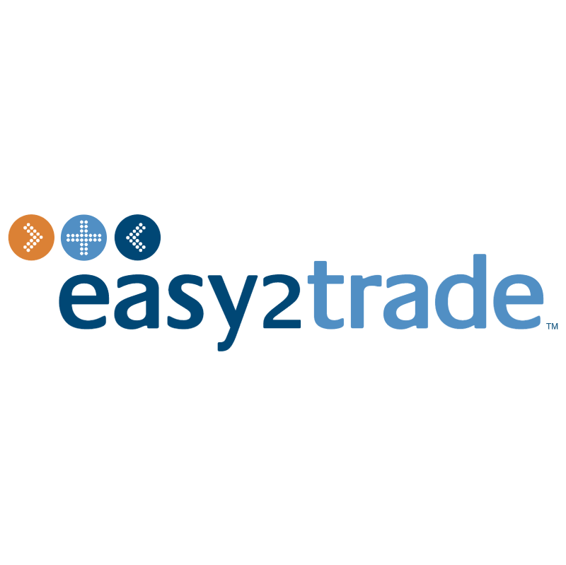 easy2trade vector logo