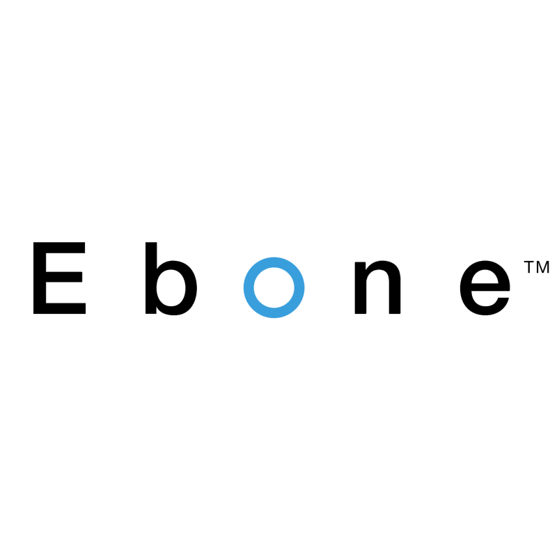Ebone vector logo