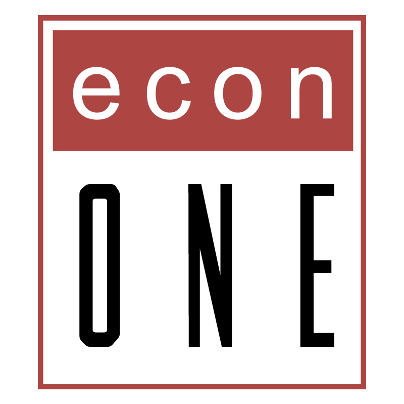 Econ One Research vector