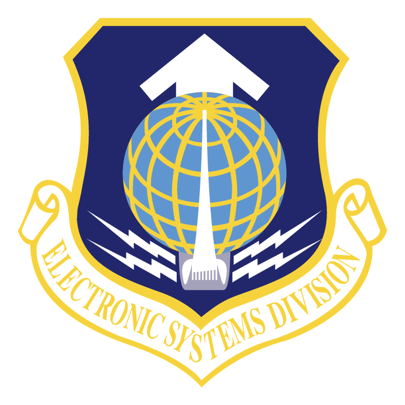 Electronic Systems Division vector logo