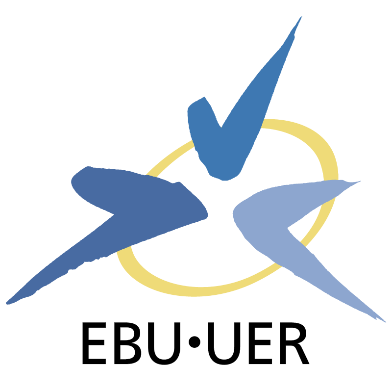 European Broadcasting Union vector