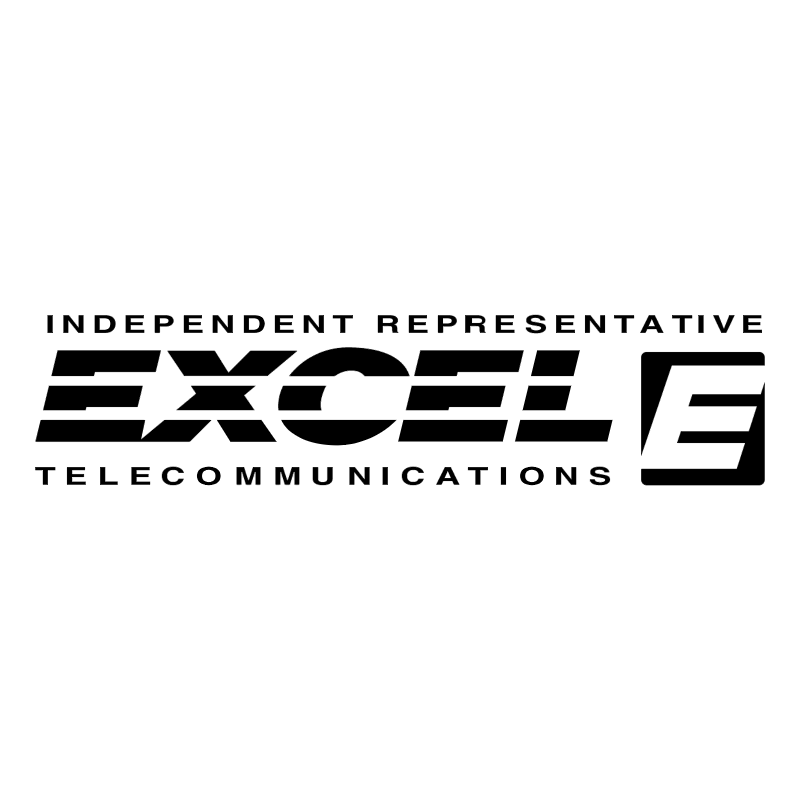 Excel Telecommunications vector logo