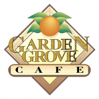 Garden Grove Cafe vector