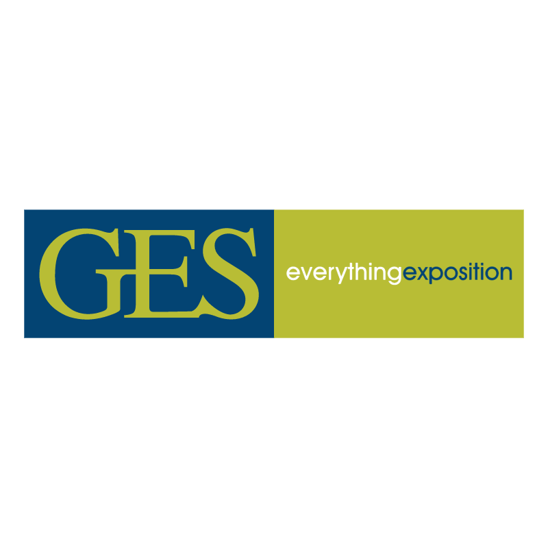GES Exposition Services vector