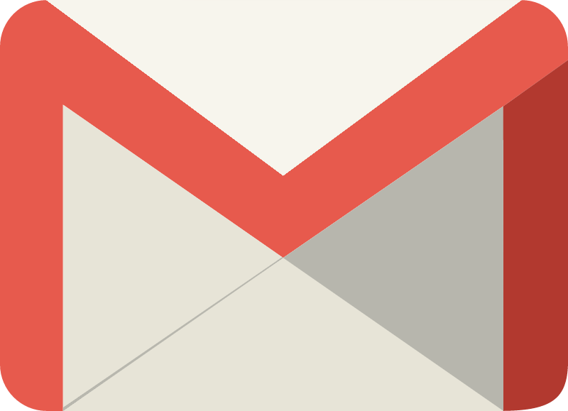 Gmail icon vector