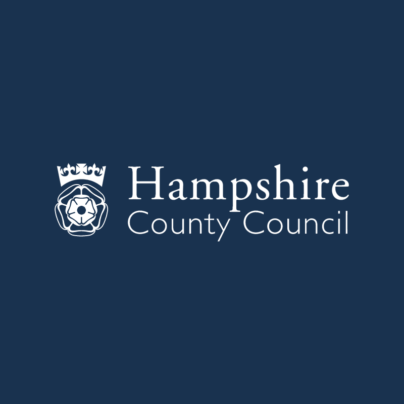 Hampshire County Council vector