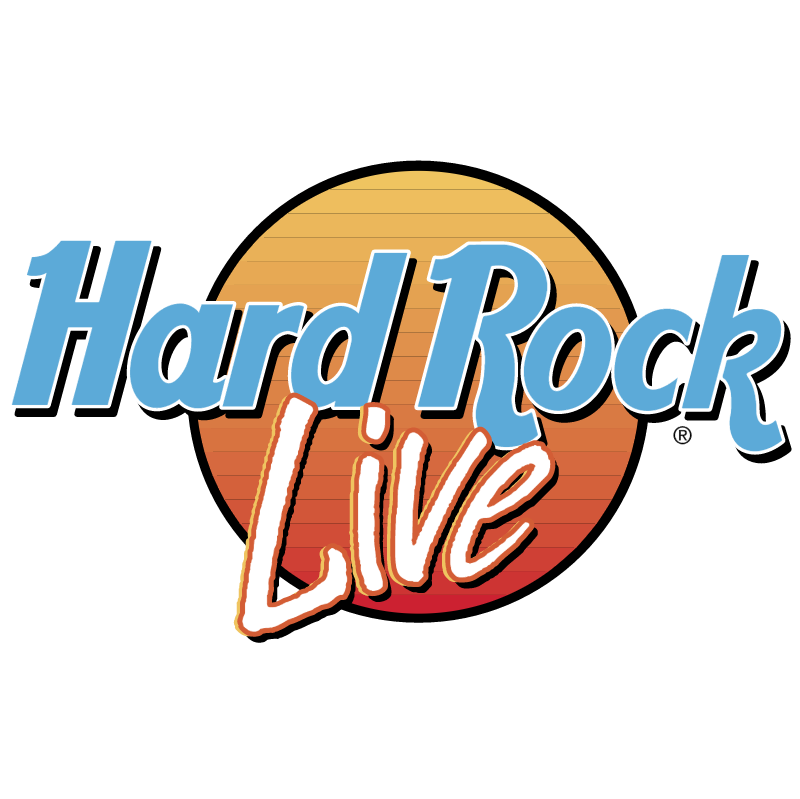 Hard Rock Live vector