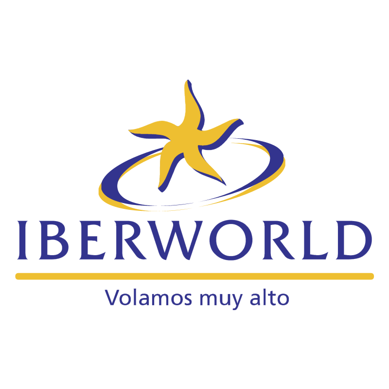 Iberworld Airlines vector