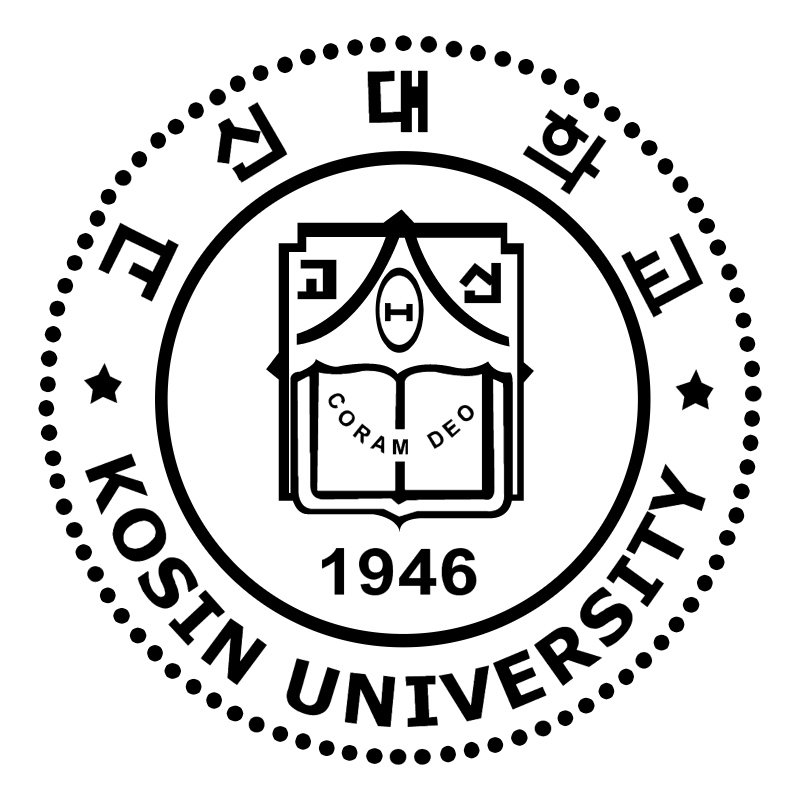 Kosin University vector logo