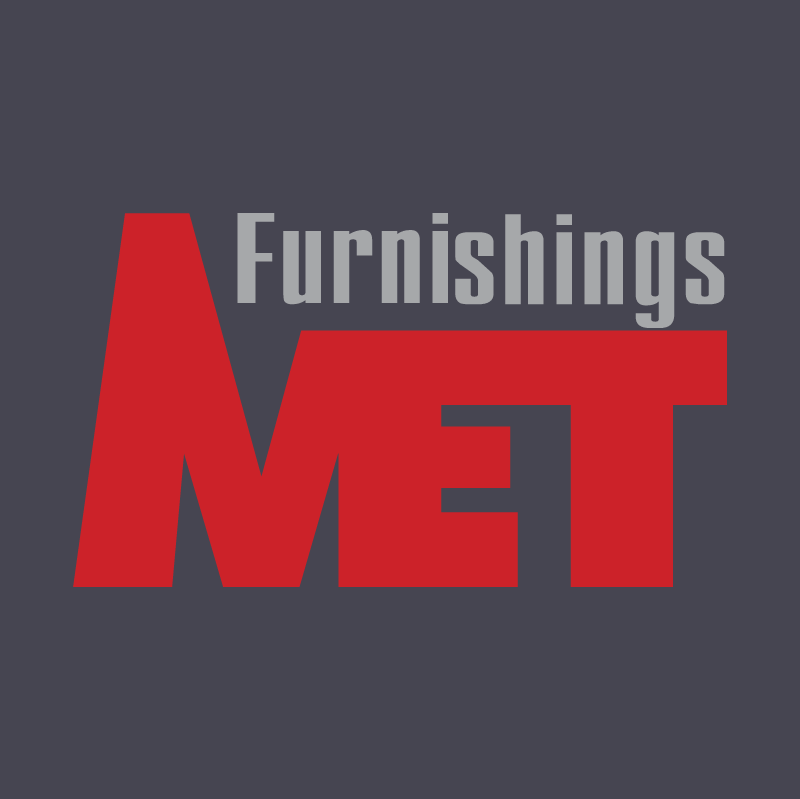 MET Furnishings vector