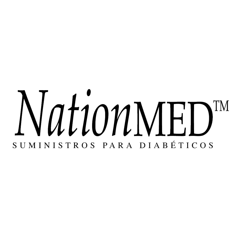 NationMED vector logo