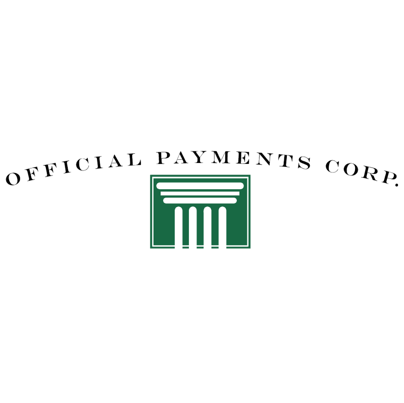 Official Payments vector