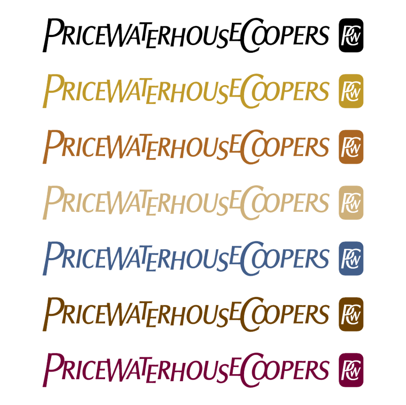 PricewaterhouseCoopers vector