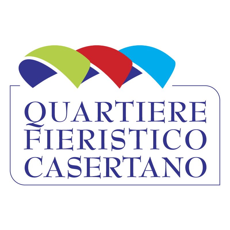 Quartiere Fieristico Casertano vector