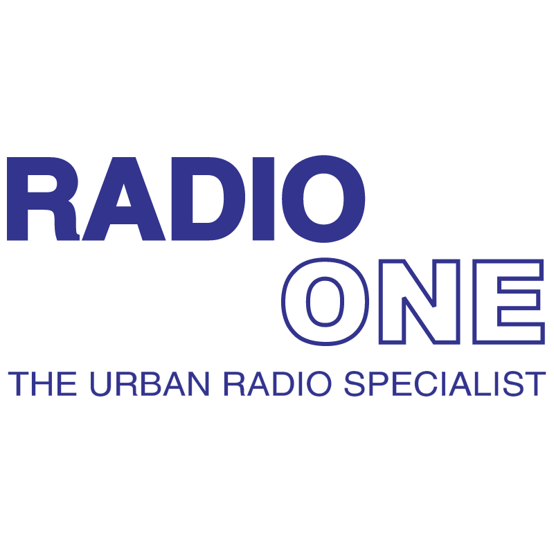 Radio One vector
