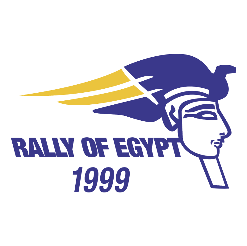 Rally of Egypt vector