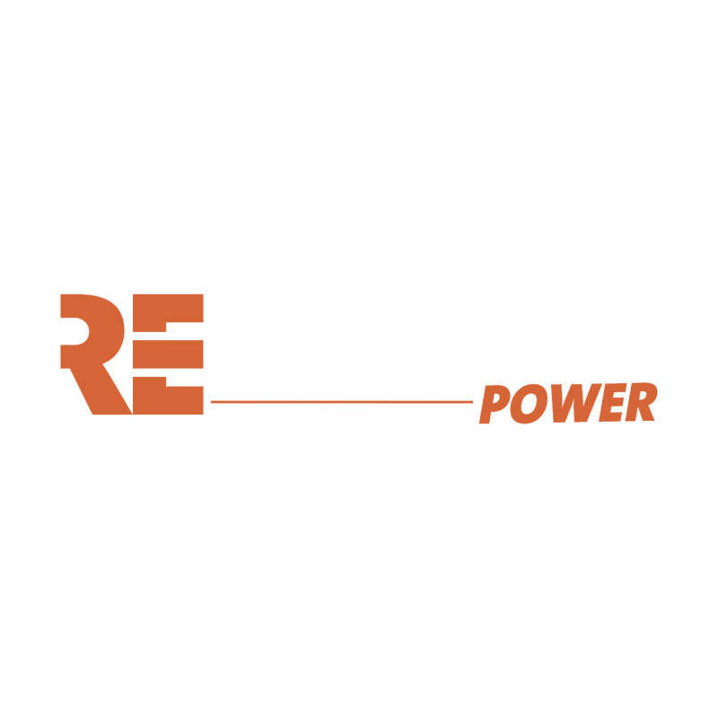 RE Power vector logo