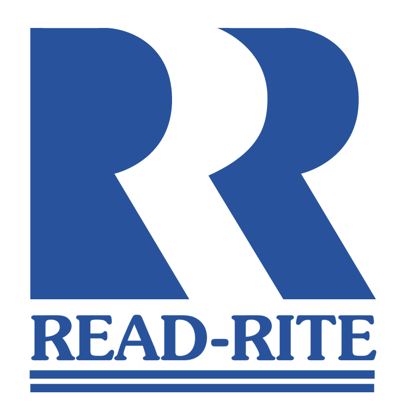 Read Rite vector