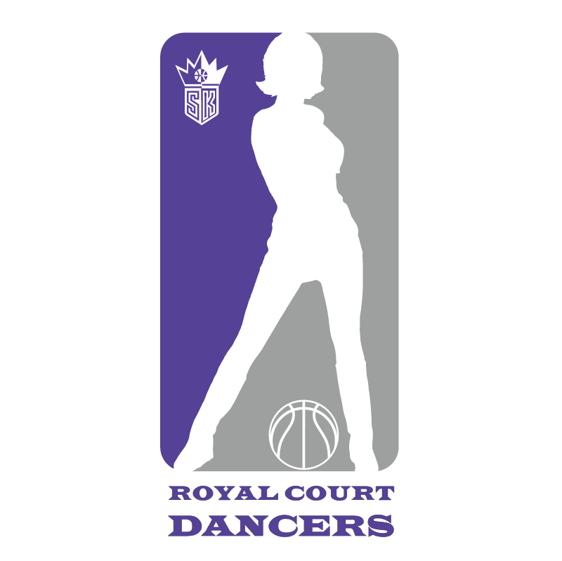 Royal Court Dancers vector