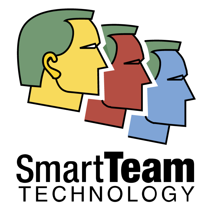 SmartTeam Technology vector