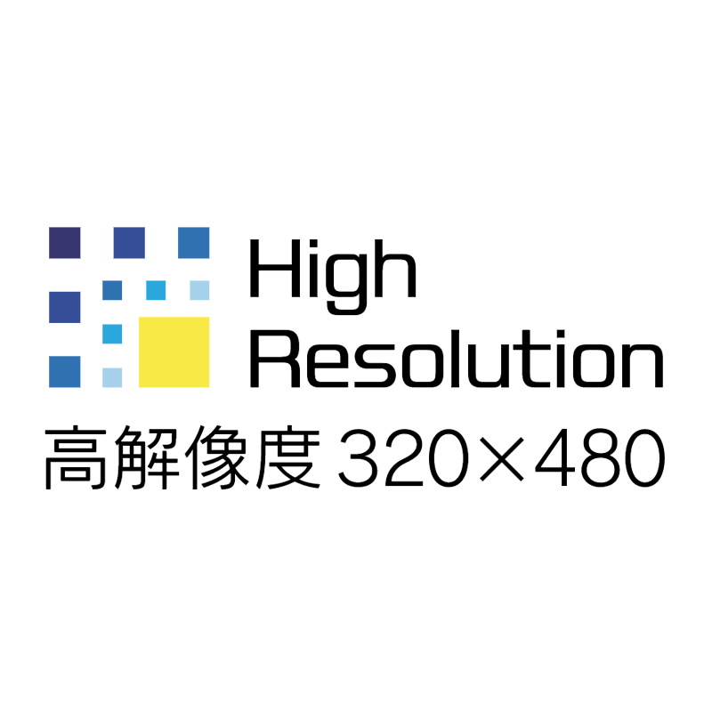 Sony Clie High Resolution