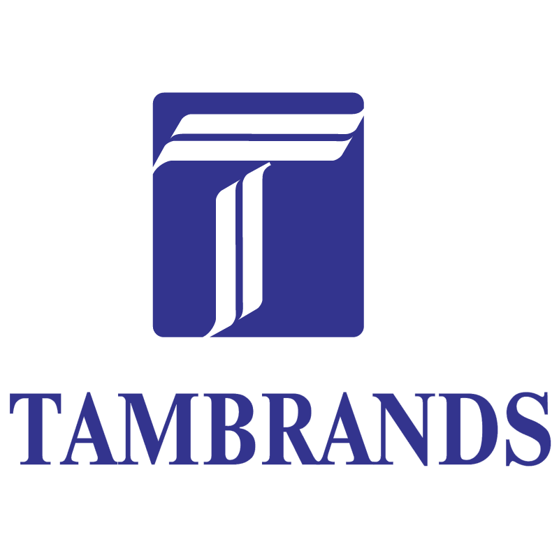 Tambrands vector logo