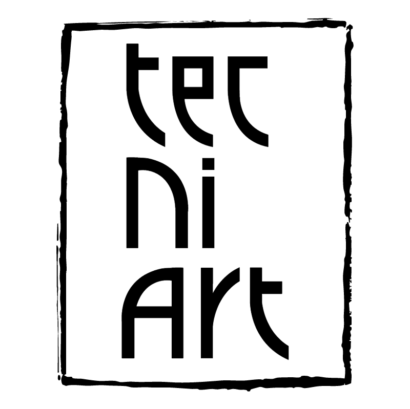 Tec Ni Art vector logo