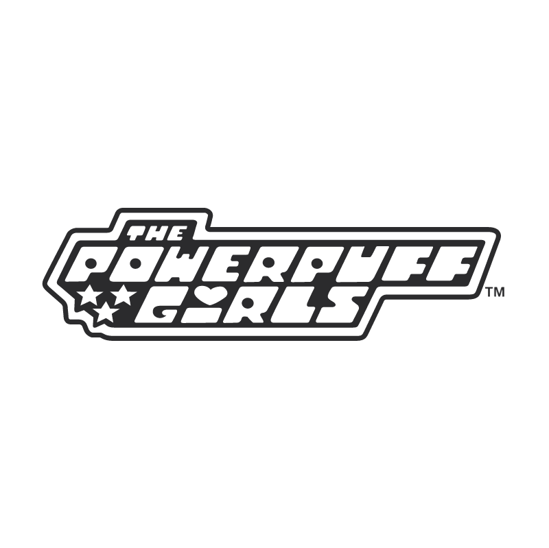 The Powerpuff Girls vector logo