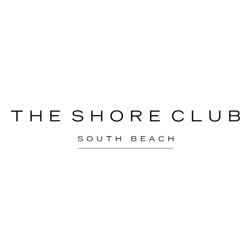 The Shore Club vector logo