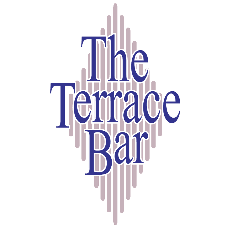 The Terrace Bar vector