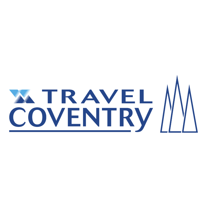 Travel Coventry vector logo