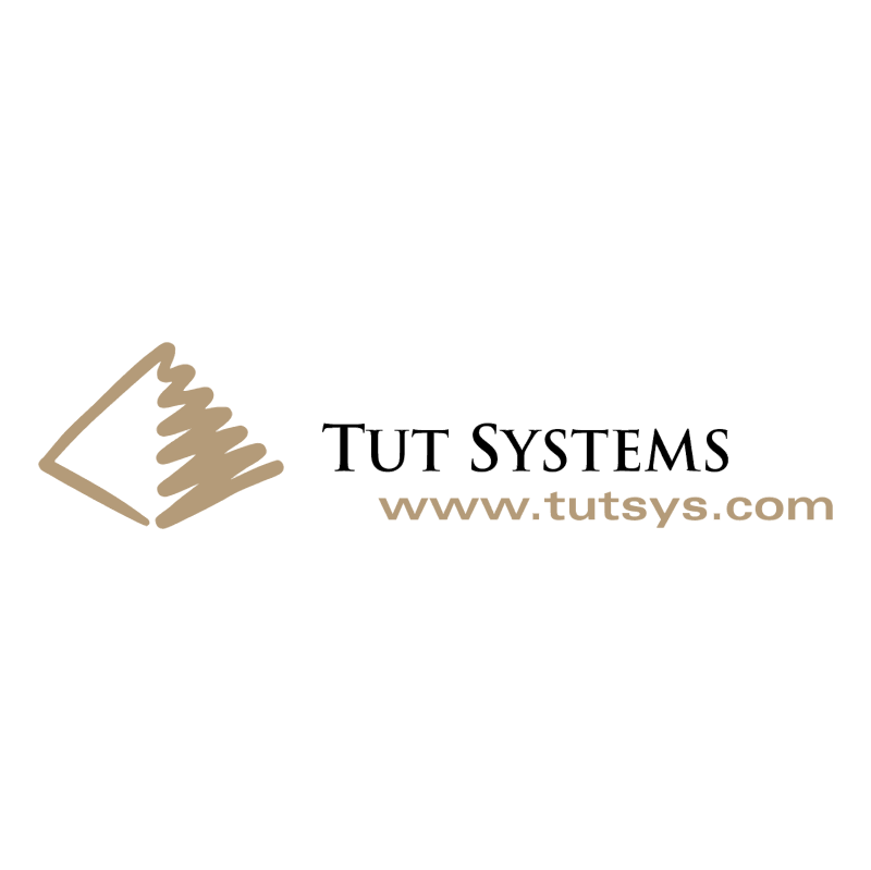 Tut Systems vector logo