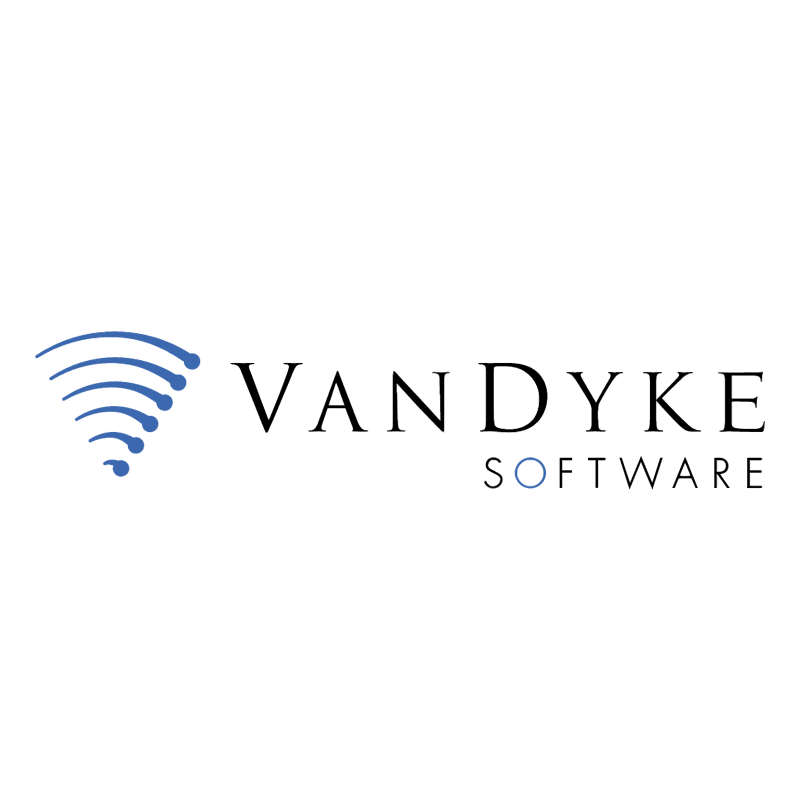 VanDyke Software vector logo