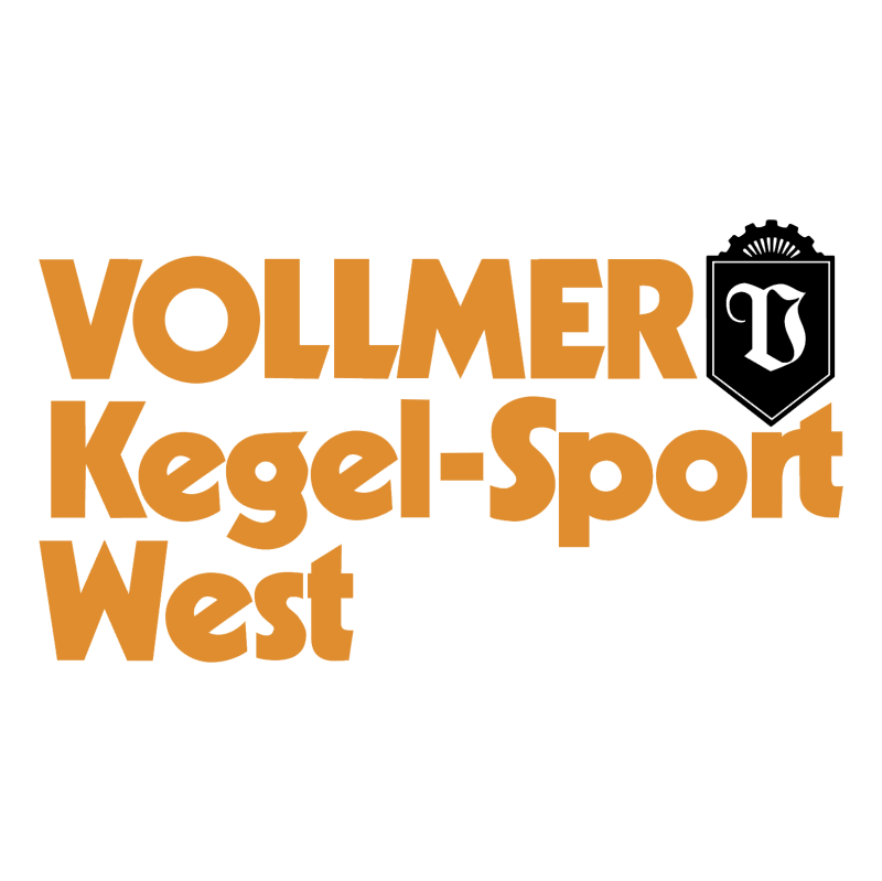 Vollmer Kegel Sport West vector