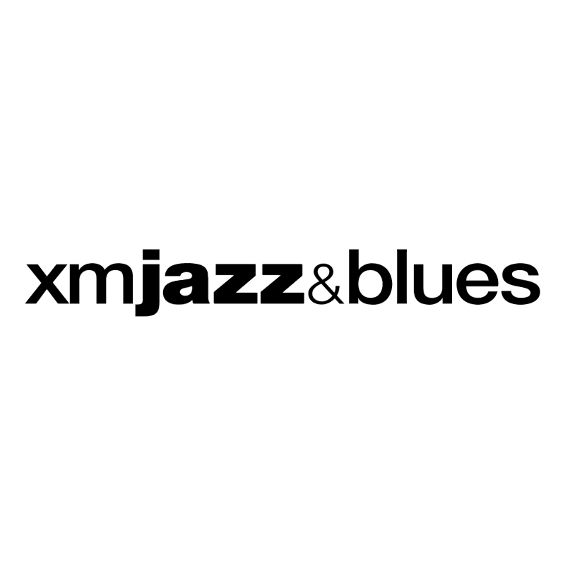 XM Jazz&Blues vector logo
