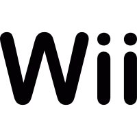 Wii logotype vector