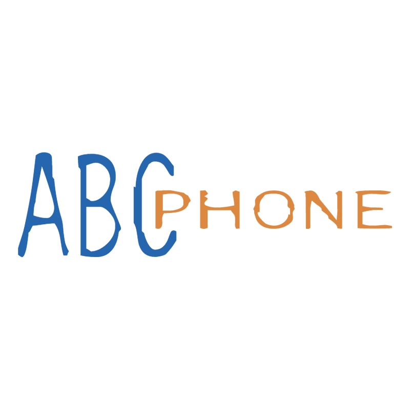 ABC Phone vector