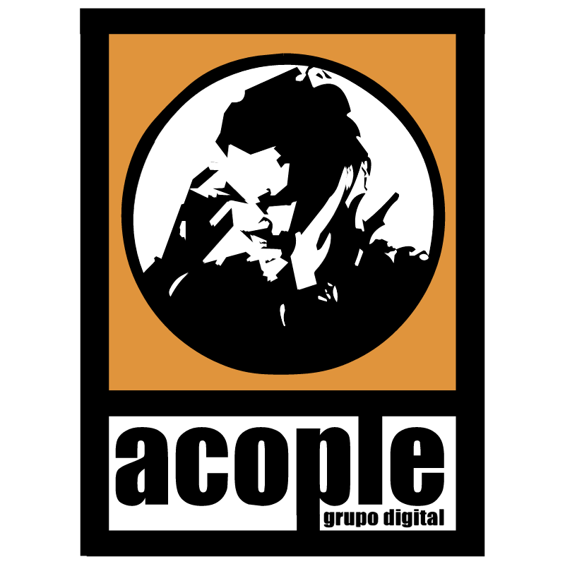Acople 21195 vector logo