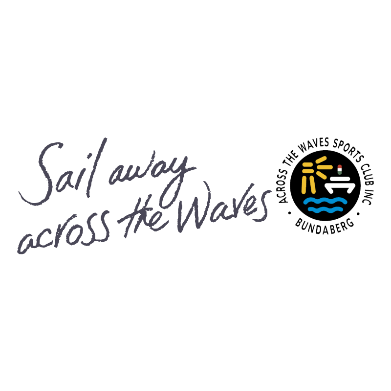 Across The Waves Sports Club inc 57639 vector logo