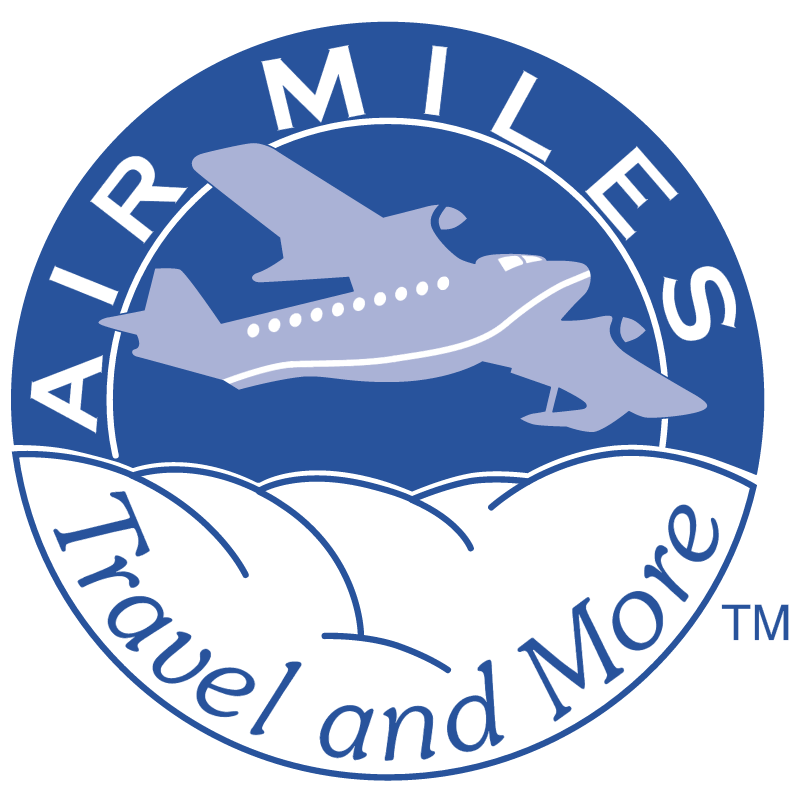 Air Miles vector logo
