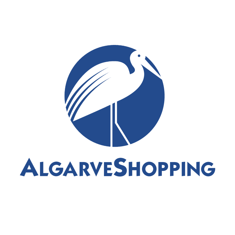 Algarve Shopping vector logo