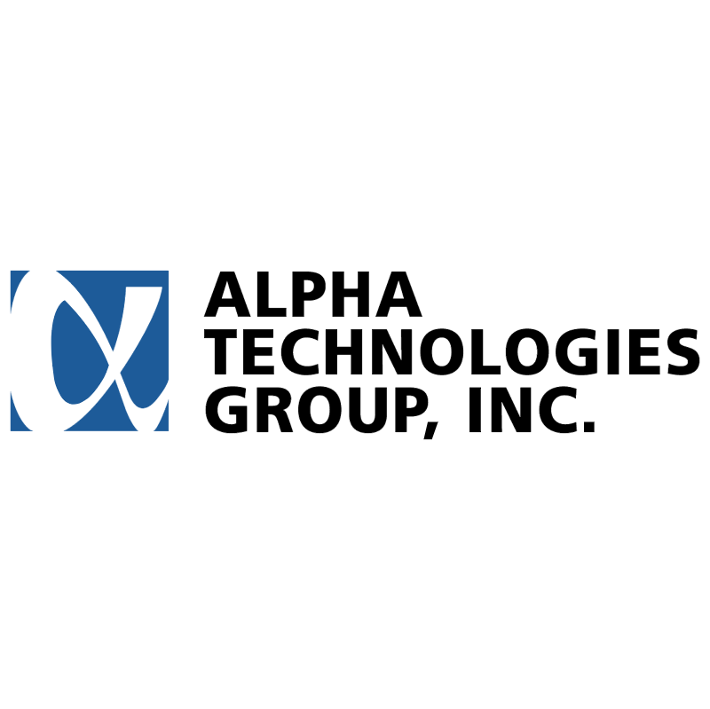 Alpha Technologies Group 22998 vector