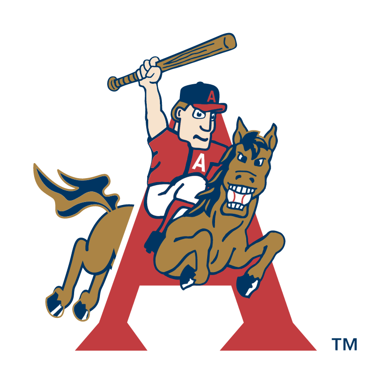 Arkansas Travelers 58291 vector logo